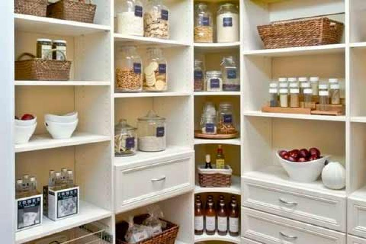 Setting Up a Pantry