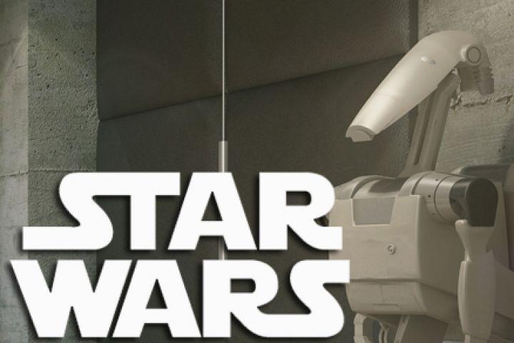 Un studio de style contemporain a attrapé la fièvre Star Wars! Curieux de voir le résultat?