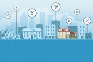 Voici des conseils pour décrire le paysage urbain de votre propriété et ainsi faire valoir votre expertise locale
