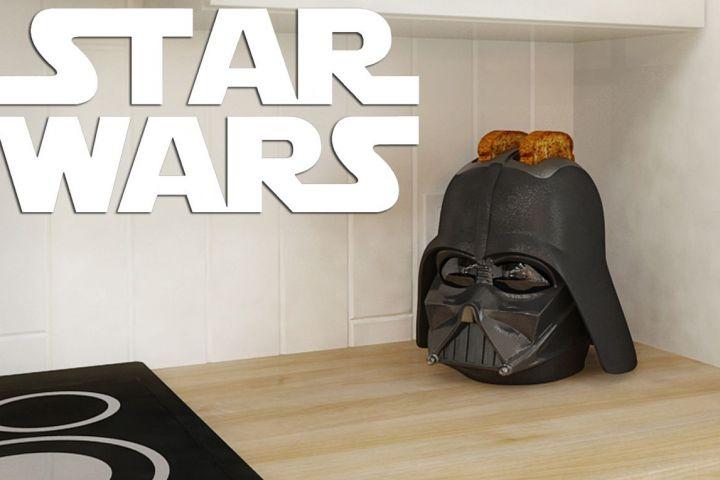 Vous manquez d'inspiration à l'heure de la préparation des repas? Star Wars vient à votre rescousse!