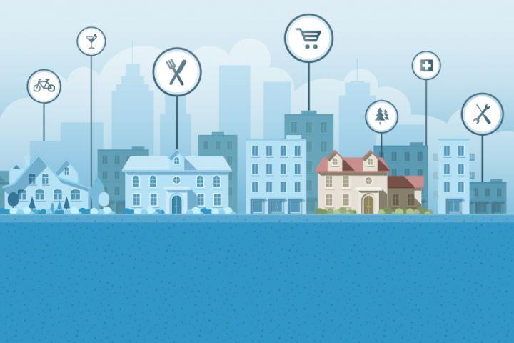 あなたの財産の都会の景観を説明するためのヒントを紹介します。