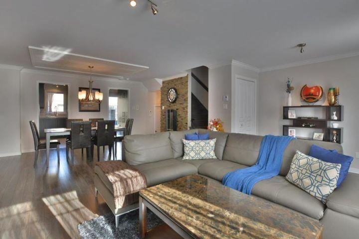 Unité de condo dans un quartier de choix de Mirabel : deux étages de pur confort!