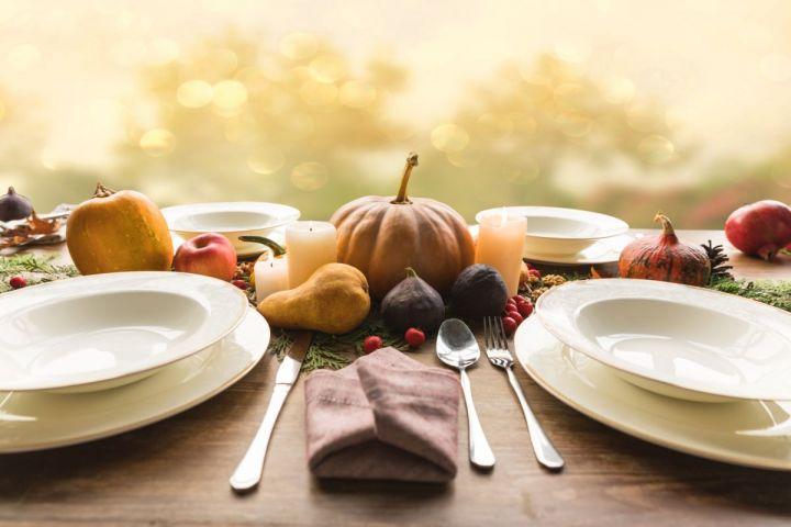感謝祭のためのヒント:あなたのニーズに合わせてダイニングルーム