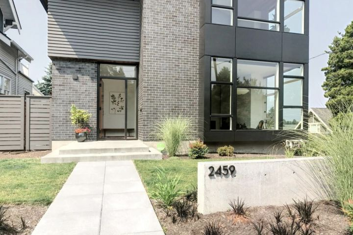 Cette magnifique maison vous donnera assurément envie de déménager à Seattle
