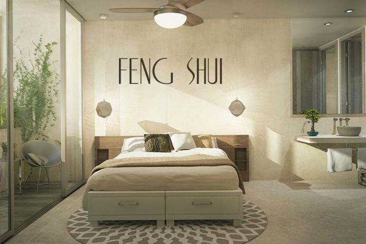 La chambre principale et le «feng shui»; favorisez les rapprochements!