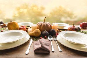Trucs et astuces pour l'Action de grâce : une salle à manger adaptée à vos besoins