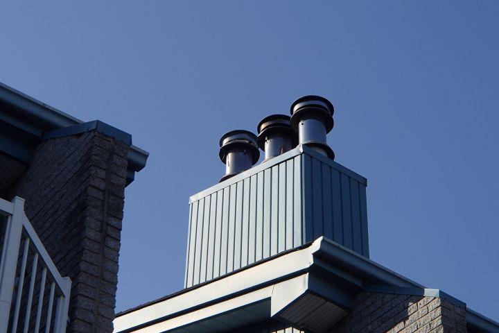 Avis d'infraction: puits de cheminées ou Vers une attestation de conformité des travaux