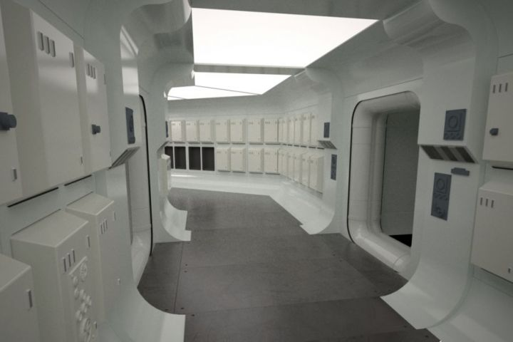 Exclusive et unique en son genre, découvrez cette cuisine inspirée du décor de Star Wars!
