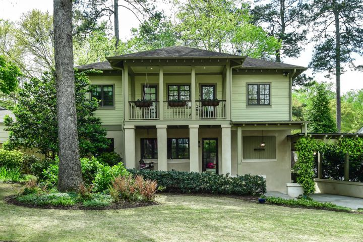 Tour This Extraordinarly Bright, Jaw-Dropping House in Decatur, Georgia
