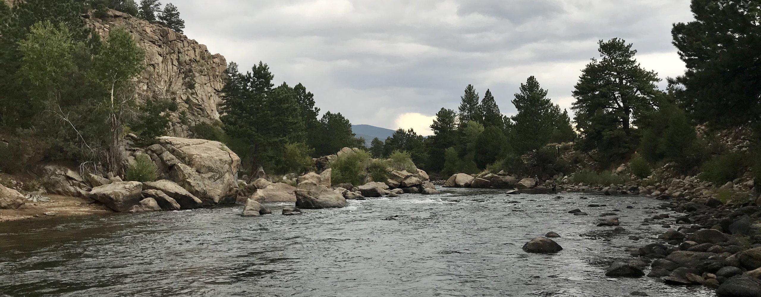 Upper Arkansas River Buena Vista