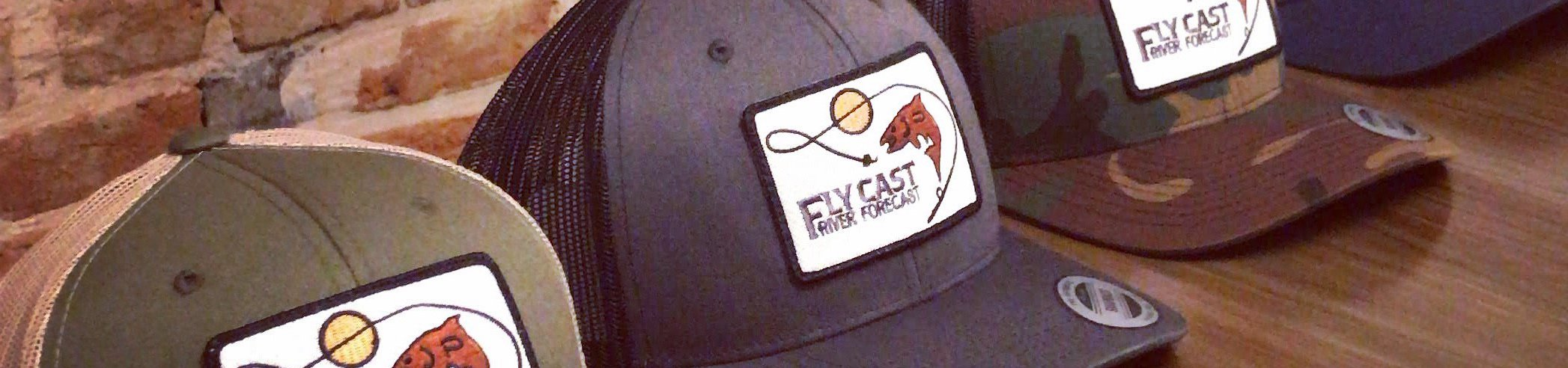 FlyCast Hats