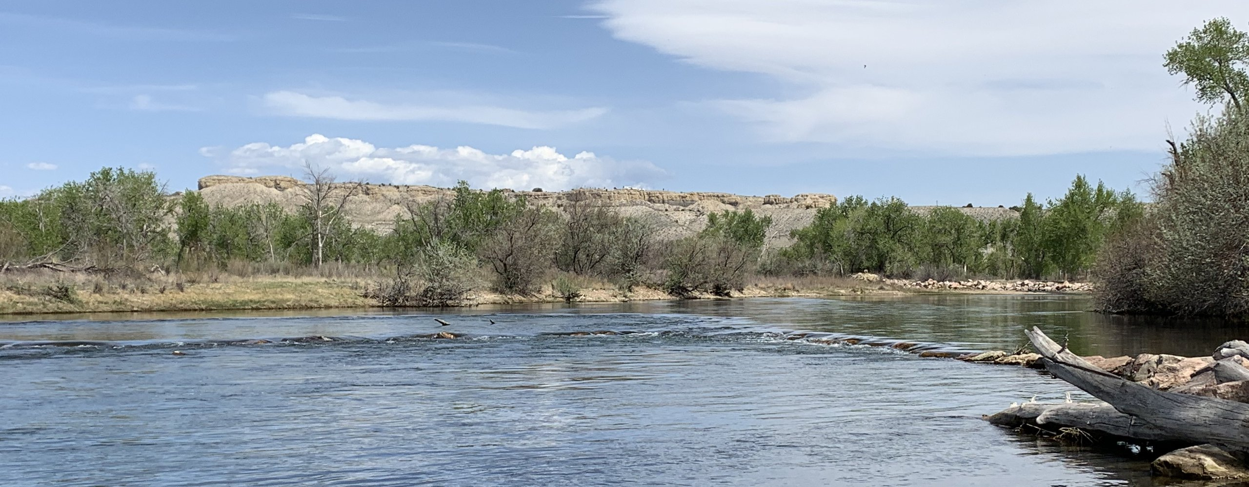 Pueblo Tailwater