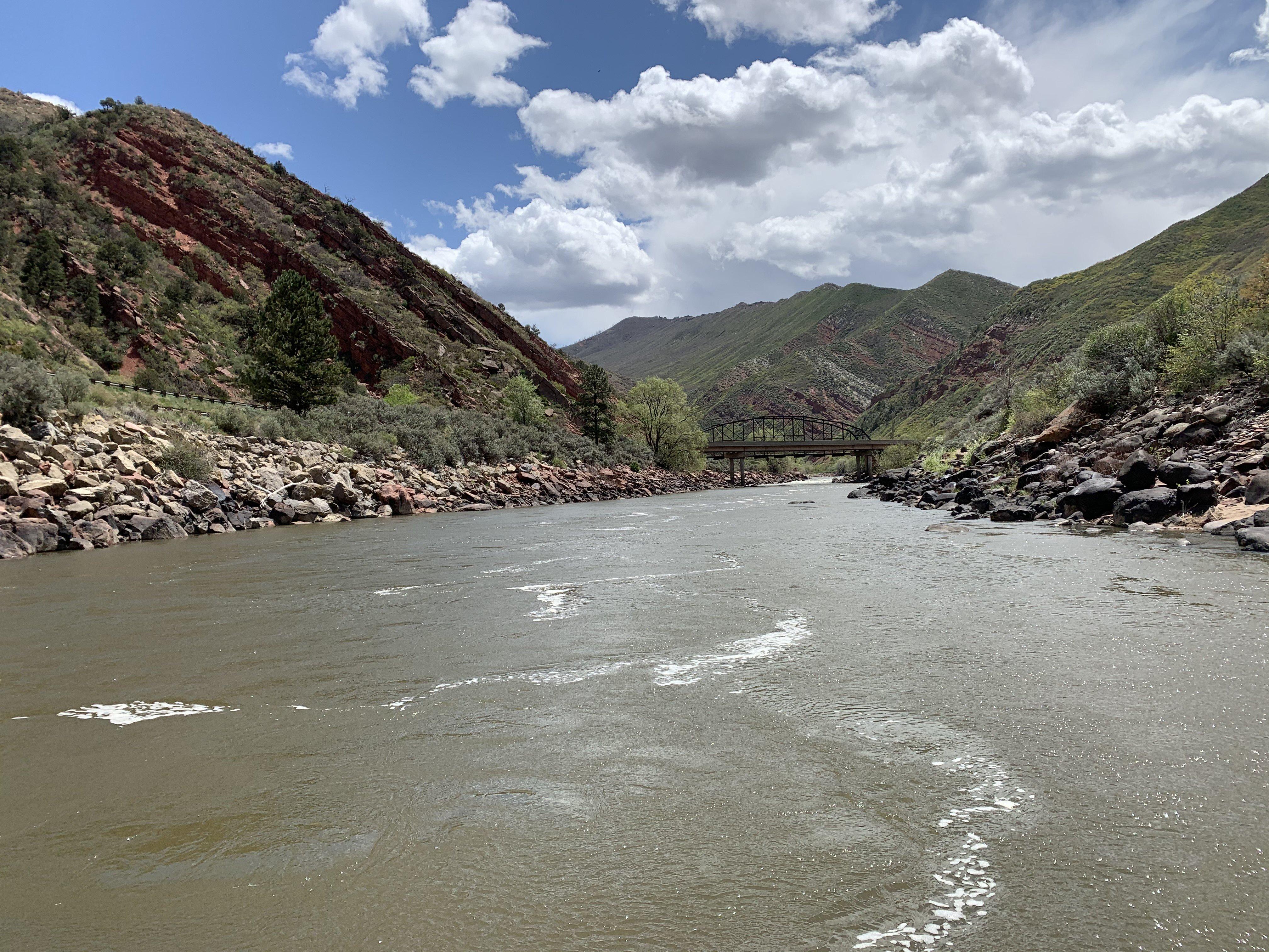 Colorado River Runoff
