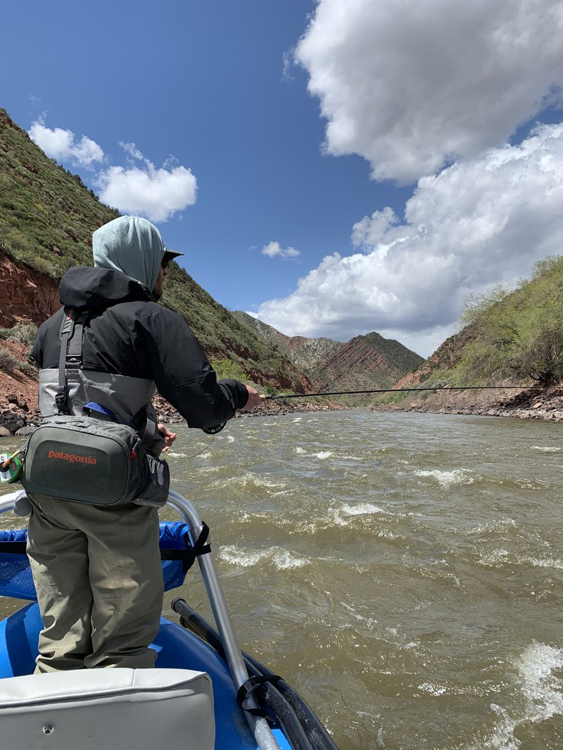 Floating Lower Colorado River