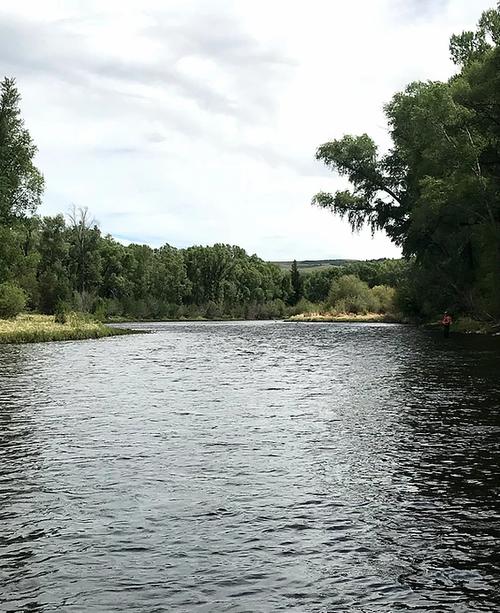Upper Colorado River Parshall
