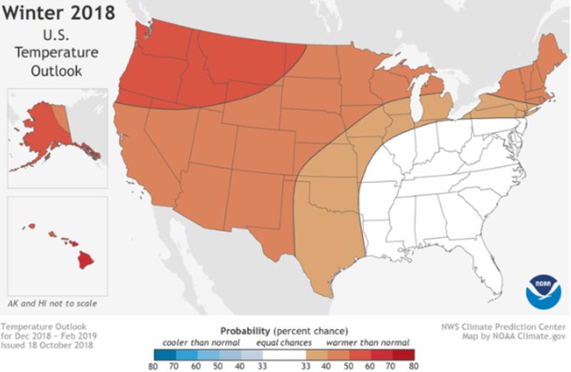2018 Colorado Winter Outlook