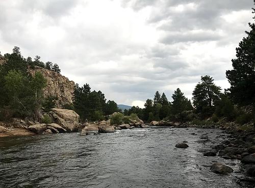 Upper Arkansas River