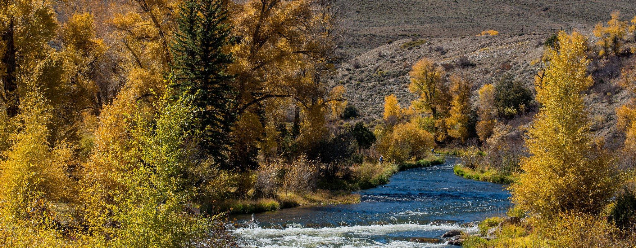 Williams Fork River