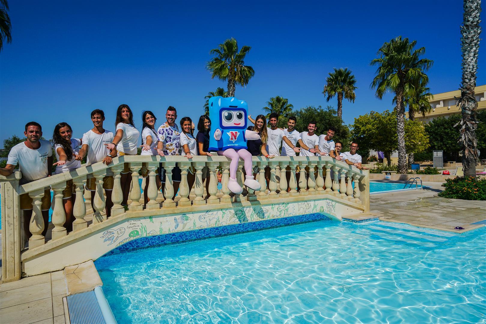 NICOLAUS CLUB LA GIURLITA-RESIDENCE | Marina di Ugento