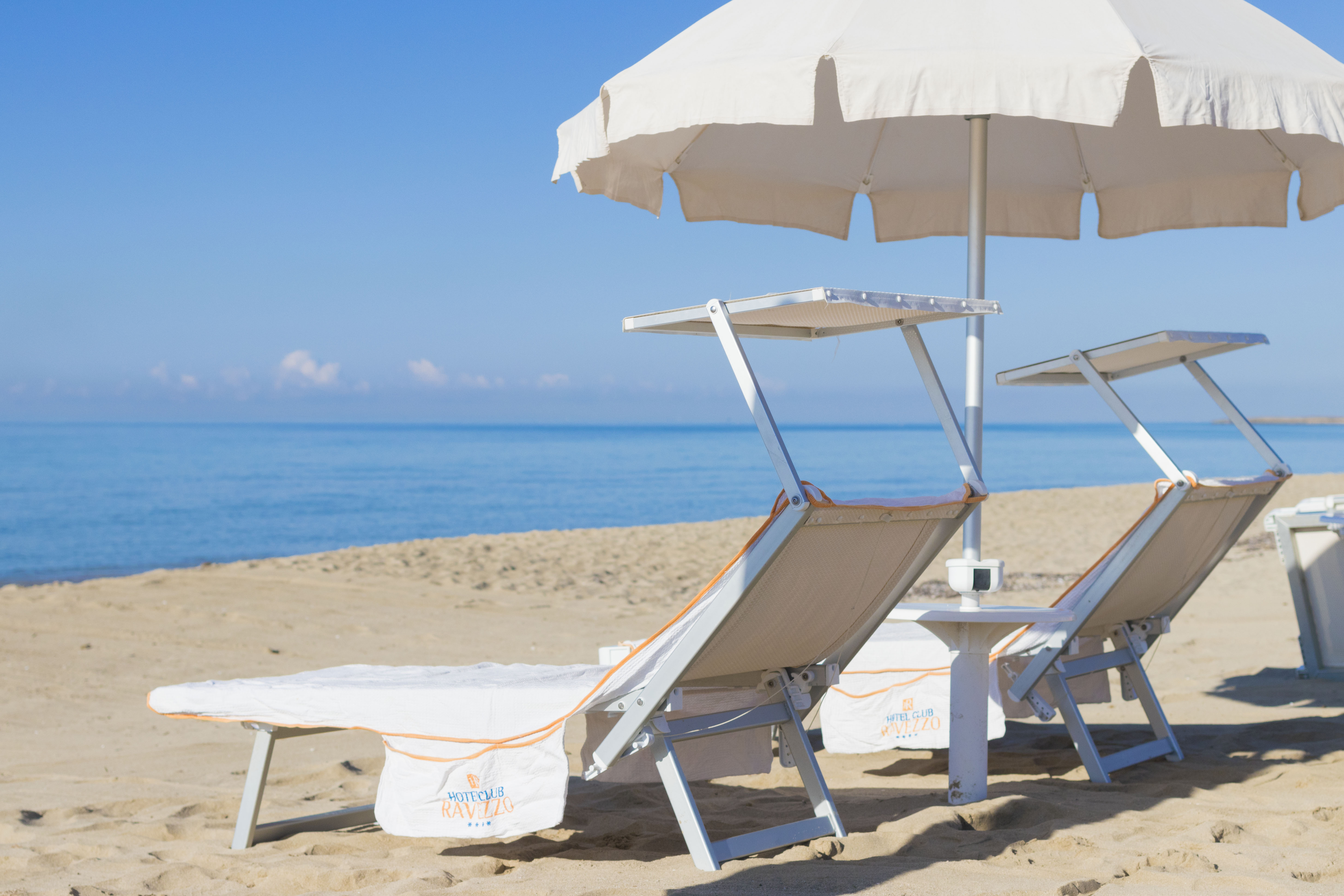 RAVEZZO BEACH HOTEL | Lido Marini