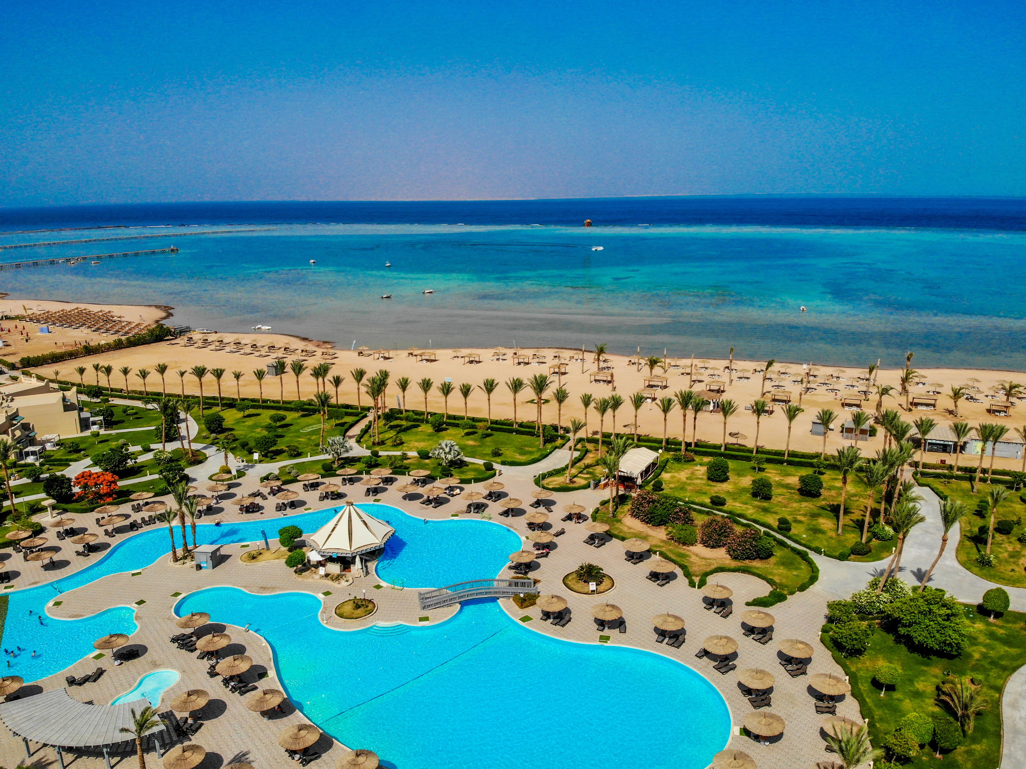 NICOLAUS CLUB CORAL SEA WATER WORLD | Sharm el Sheikh