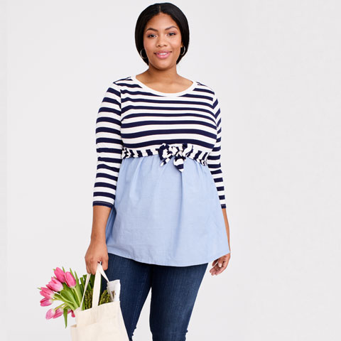 2a718ecdf Guide To Maternity Clothing By Trimester - Macy's