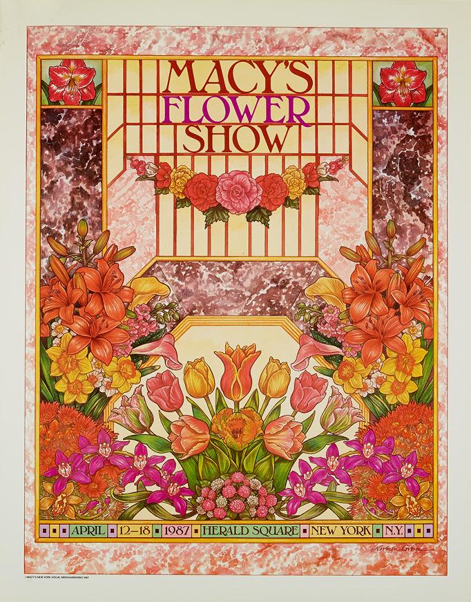 Flower Show Journey To Paradisios Macys
