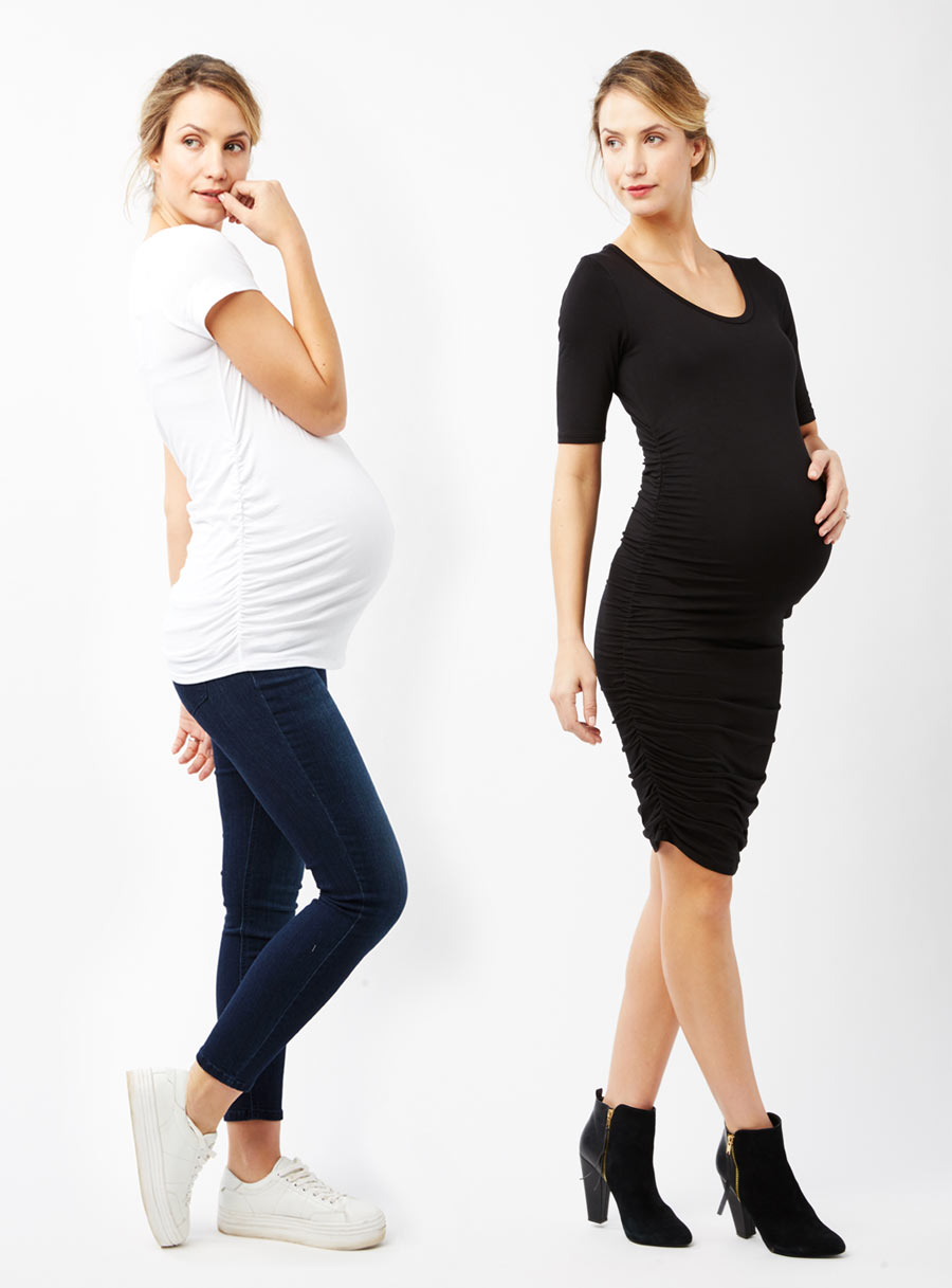 d597fce026dda8 Guide To Maternity Clothing By Trimester - Macy's