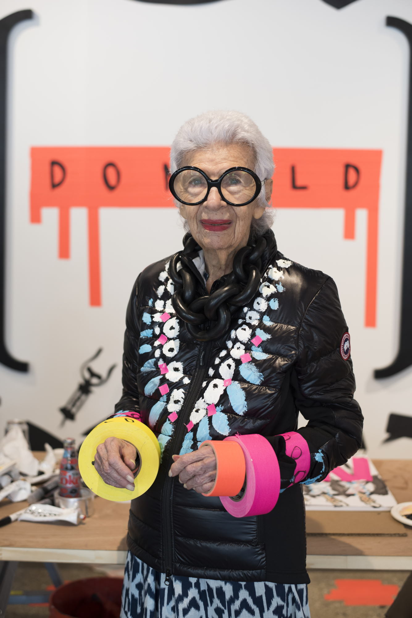 9ab91badc0f Trunk Show + Tell with Iris Apfel