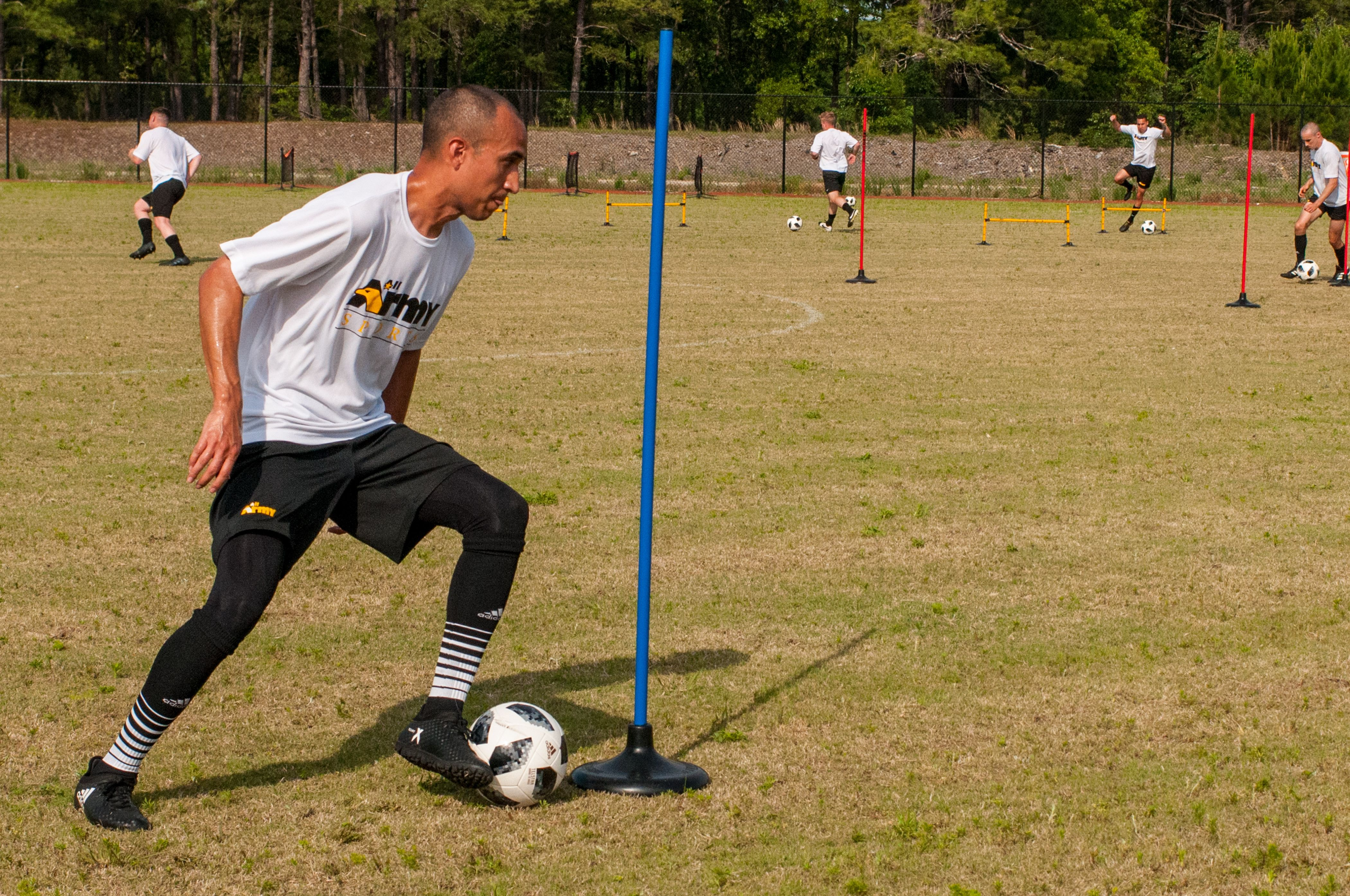 1 to 1 Football Coaching for Adults