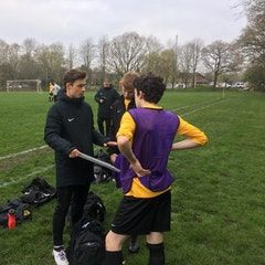 1 to 1 football coach in Andover