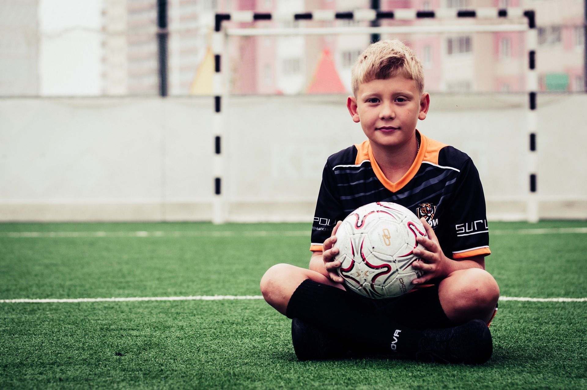 Private Football Coaching for Children