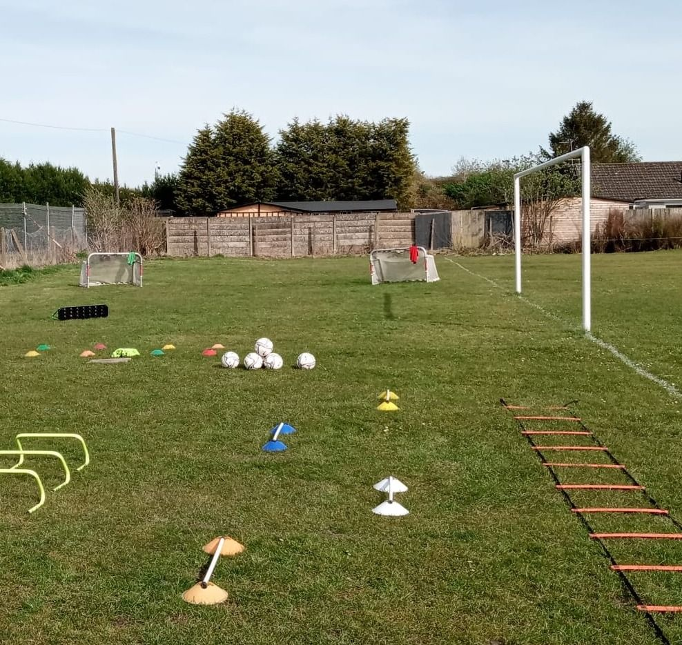 Private Football Lessons with Coachability