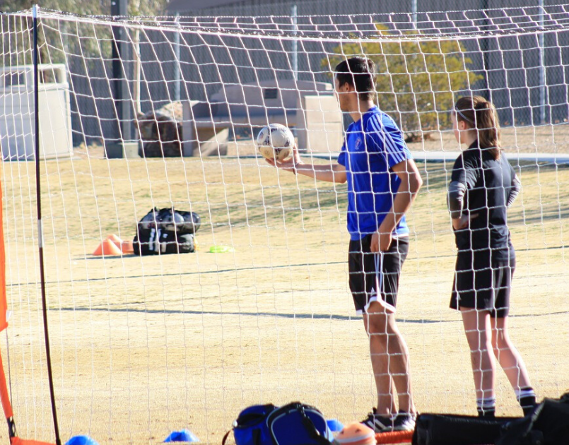 One 2 One Football Training with Coachability