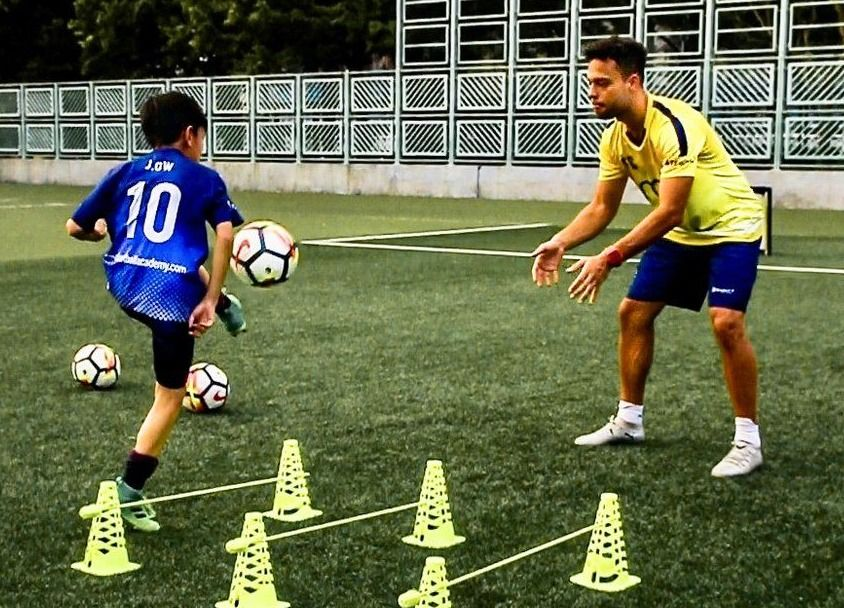 Personal Football Training with Coachability