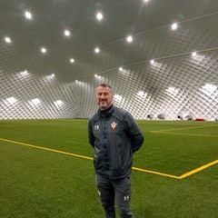 1 to 1 Football Coach in Leigh