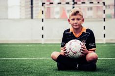 Kids Football Lessons in London & South East