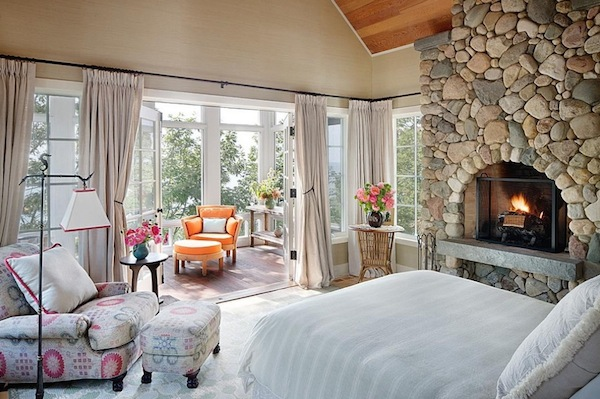 inviting bedroom home staging