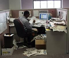 real estate desk