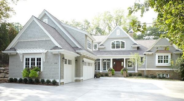 exterior home garage