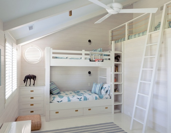 kids bedroom natural light
