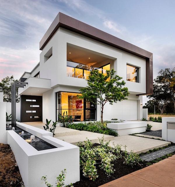 exterior home modern