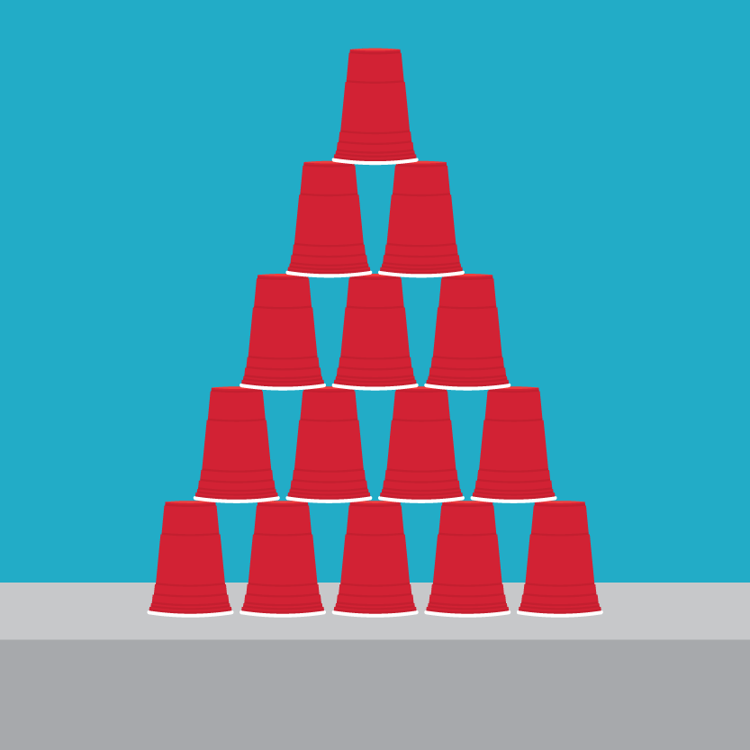 Cup Stacking Challenge - BetterLesson
