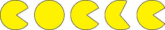 Pacman sprite-sheet