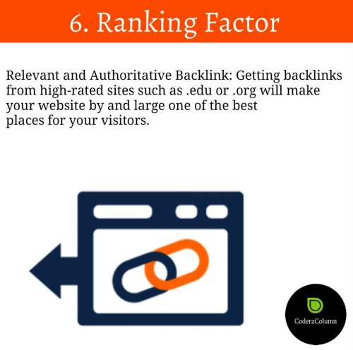 Getting Relevant and Authoritative Backlink