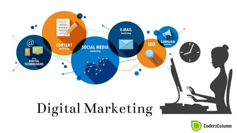 Digital Marketing Slide