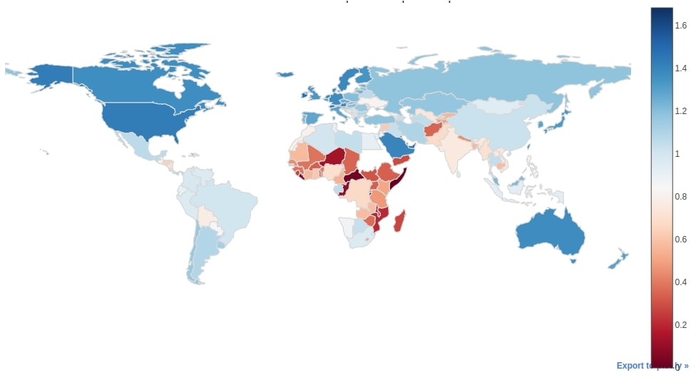 Choropleth Maps & Scatter Maps using cufflinks