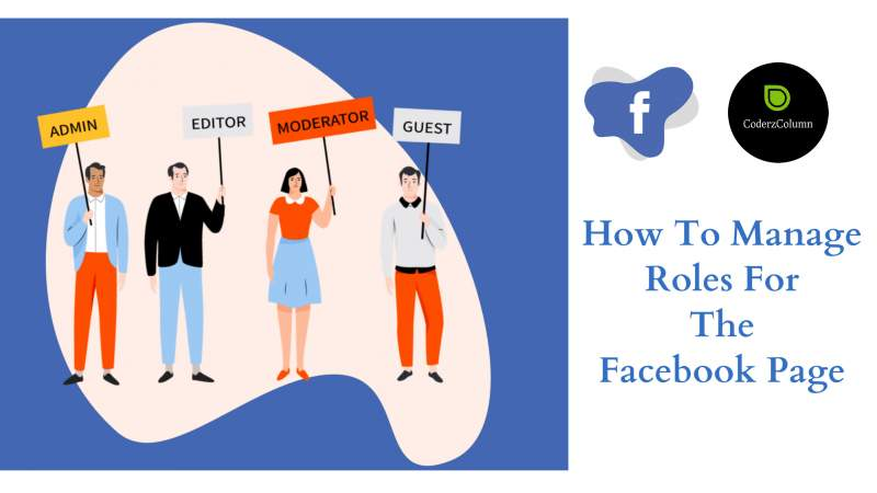 How To Manage Roles for The Facebook Page?