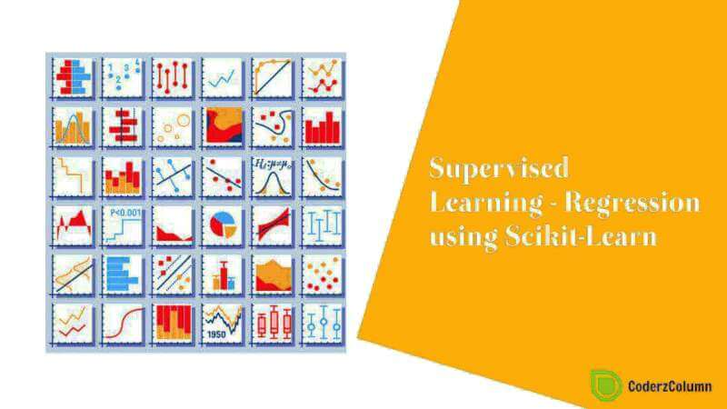 Scikit-Learn - Supervised Learning : Regression