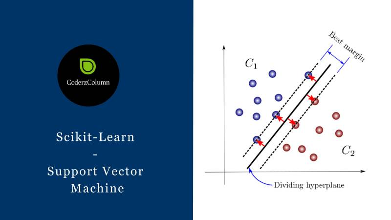 Scikit-Learn - Support Vector Machine